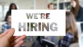 Required female account assistant