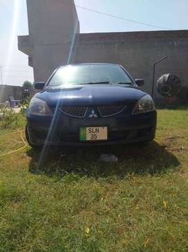 1600cc , Mitsubishi lancer 2005 model.cars for sell