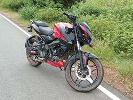Pulser Ns new bike