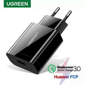 Ugreen USB Quick Charge 3.0 QC 18W USB Charger QC3.0 Fast  Charger