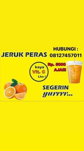 JAGA outlet jeruk peras