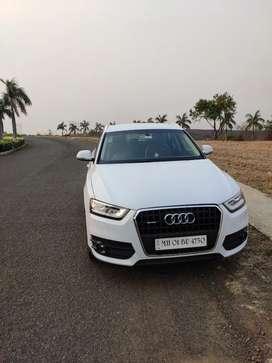 Audi Q3 2014 Diesel Like New