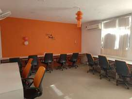 Unique Fully Furnished Office