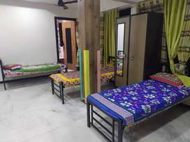 No Brokerage Paying Guest Male Furnished flat Andheri east