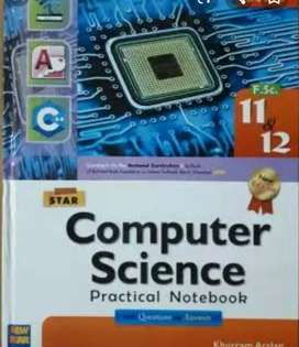 Computer, Chemistry, Physics Practical Book Making