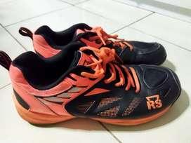 Sepatu Badminton RS ORIGINAL 99% MULUS LIKE NEW