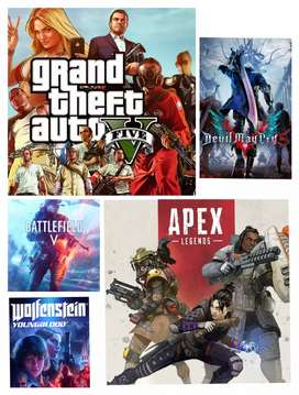 Any Pc Games