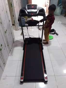 Treadmill elektrik dia fungsi New Verona speed 10 km class home use