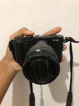 Kamera fujifil XM-1