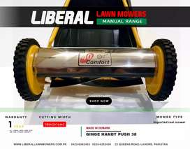Imported  Ginge grass cutter / lawn mower