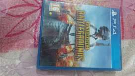 PS4 CD OF PUBG IN BEST CONDITION