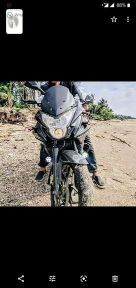Pulsar As200 in well maintained condition