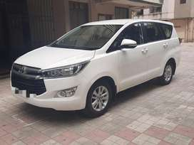 Toyota INNOVA CRYSTA 2.4 GX Manual, 2019, Diesel