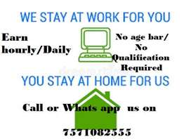 )Non Voice Back Office Associate Direct Hiring/work from home