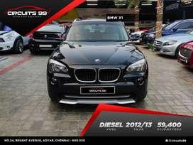 BMW X1 sDrive 20d xLine, 2012, Diesel
