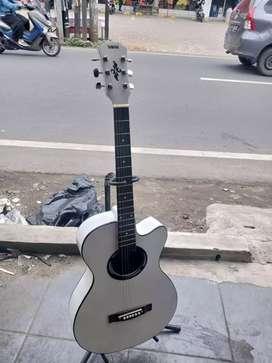 Gitar akustik apx rentet