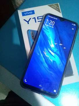 Vivo y15 box opened only