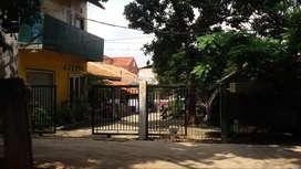Dikontrakan Rumah 2Kmr Belakang UI Depok-Pintu keluar