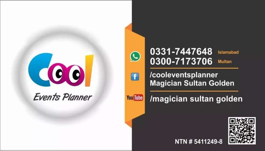 Cool Events Planner All Pakistan 0