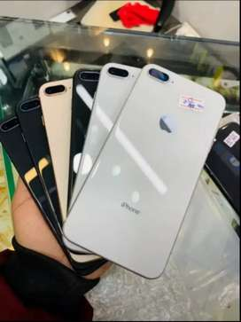 Iphone 8 Plus PTA Approved Original Battery Health Water proof