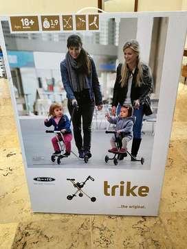 Mikro Trike Deluxe Gold-Stroller Bayi