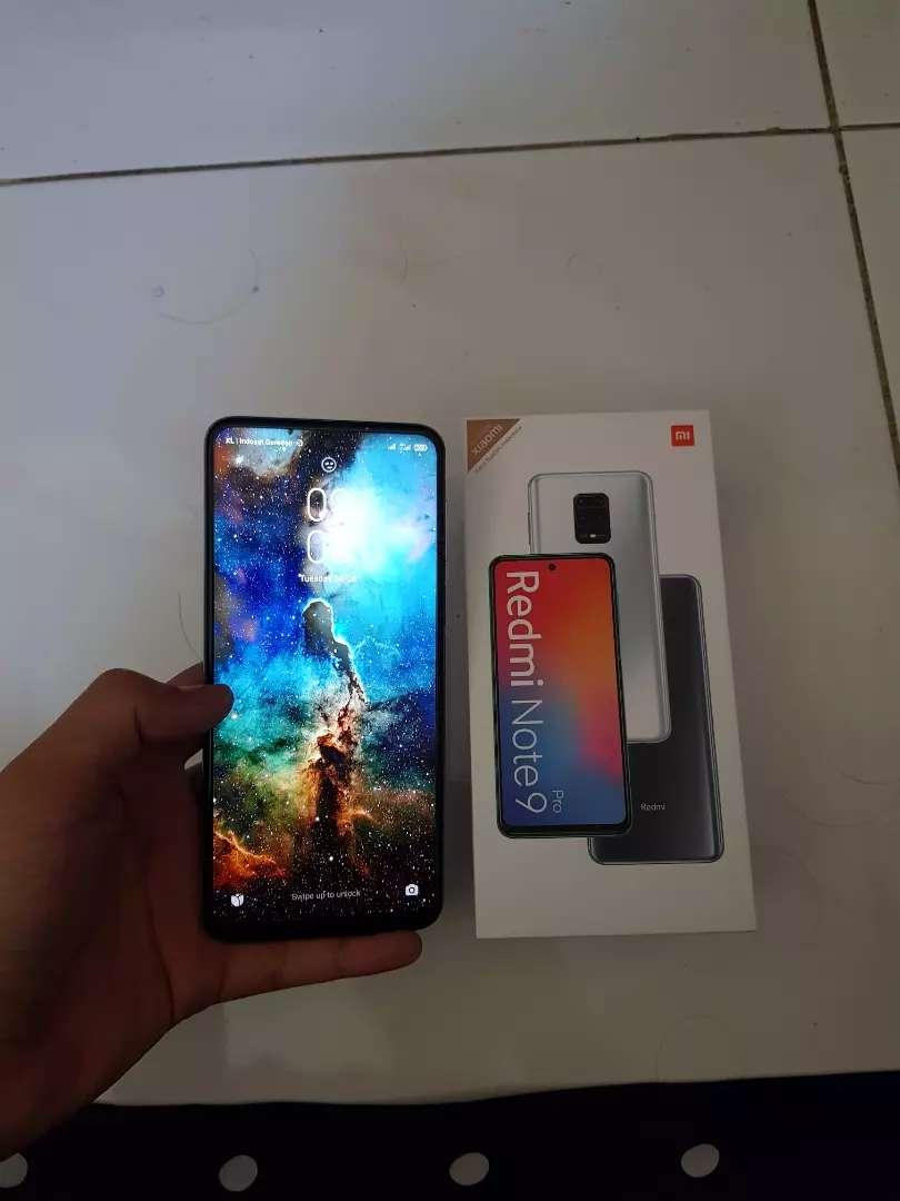 Xiaomi redmi note 9 pro 6/64 kaya baru