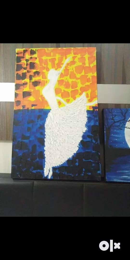 Canvas painting 0