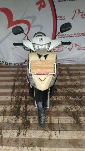 (2121)YAMAHA MIO J Tahun 2012 (Raharja Motor)