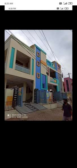 New independent house for sale in Nagole, Annaram