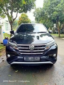 Toyota Rush G Manual Hitam 2018