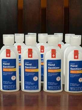 Hand Sanitizer Gel 100 ml