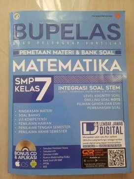BUPELAS MATEMATIKA SMP KELAS 7