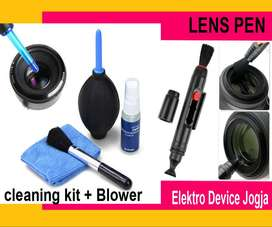 Clean kit pompa Blower \ Lens Pen 25RB. BASMI JAMUR~LEMBAB+ DEBU
