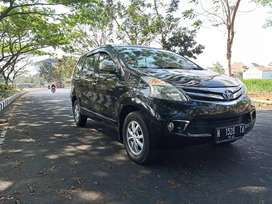 Toyota Avanza G manual 2013 # leny mobil kediri