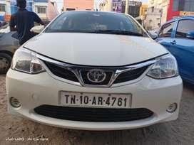 Toyota Etios VD, 2014, Diesel