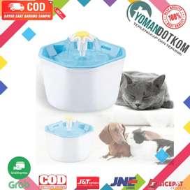 16EU Water Dispenser Fountain Tempat Minum Anjing Kucing 1.6 Liter