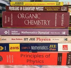 JEE ( Mains & Advanced) Books