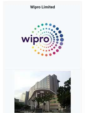 If any body need it software job  placements in wipro only for female