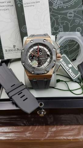 Jam tangan pria audemars piguet AP premium