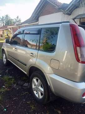 Nissan extrail tipe manual 2007