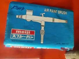 Gun air brush,blm pernah pakai