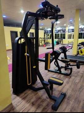 Black beauty gym setup commercial new setup
