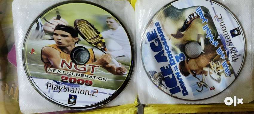 PlayStation 2 CDs only. 0