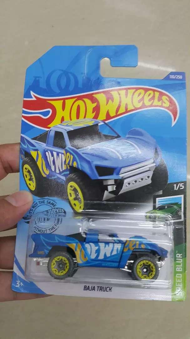 diecast baja truck 0