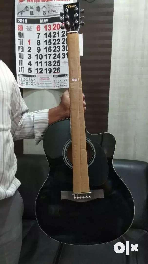 Acoustic guitar sale new 0