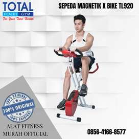 Alat Fitness Sepeda statis MAGNETIK X BIKE TL920 MURAH