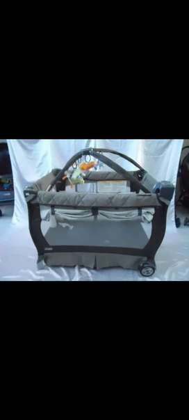 Di Jual STROLLER Chicco MULTI WAY dan BOX Bayi Chicco Lulabby LX