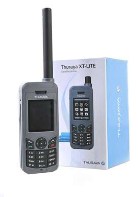 Thuraya xt lite new ready surabaya include perdana dan pulsa