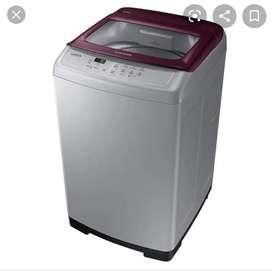 Samsung new washing machine only 2 days