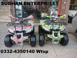 Best Quality Durable Engine ATV QUAD 4 Wheels Deliver In All Pakistan